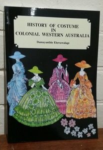 Costume Book & Swan Guildford Historical Society | History of Costume books for sale